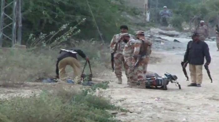 Attack on Sindh Rangers: Personnel injured, seven terrorists neutralised