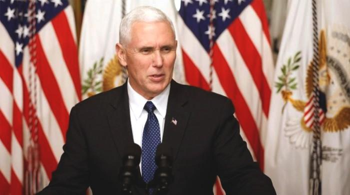 Pence heads to Europe on reassurance tour