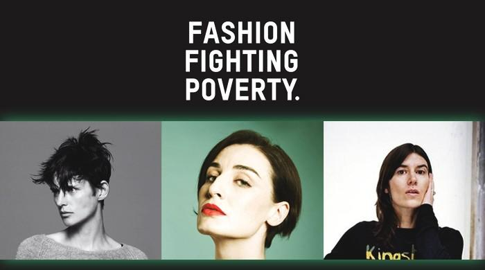 Oxfam's first-ever show at London Fashion Week aims to fight poverty