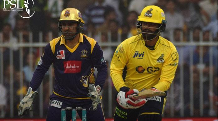 Gladiators-Zalmi match abandoned due to rain