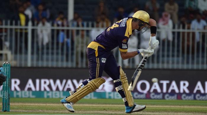 Pietersen powers Gladiators to thrilling win over Qalandars