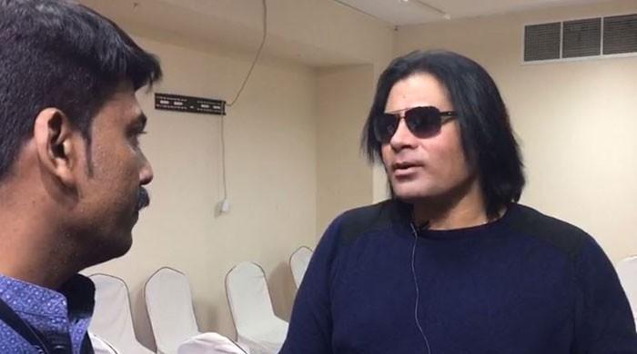 Shafqat Amanat Ali ready for 'Dama Dam Mast Lahore Qalandars'
