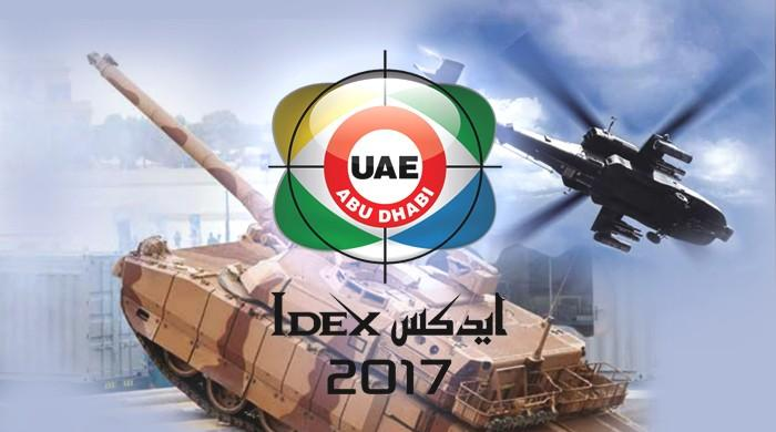Pakistan partakes in Abu Dhabi defence event in bid to better global image