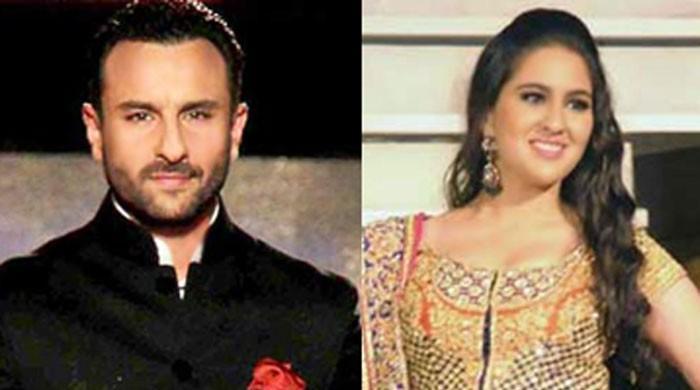 Saif Ali Khan's daughter to debut in Bollywood