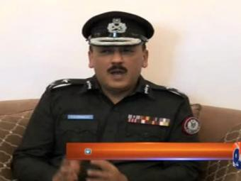 Special Report - 99% chance man in CCTV footage is the bomber: IG Sindh 19-February-2017