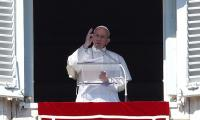 Pope Francis denounces terrorist acts in Pakistan