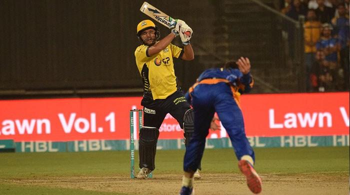 Kings survive Afridi blitz to secure 9-run victory over Zalmi