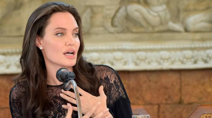 Angelina Jolie unveils Khmer Rouge film in 'second home' Cambodia