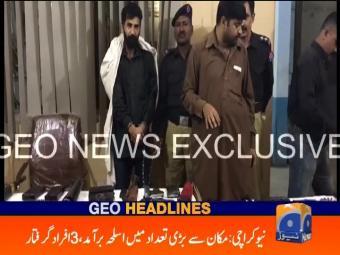 Geo Headlines 0800 20-February-2017