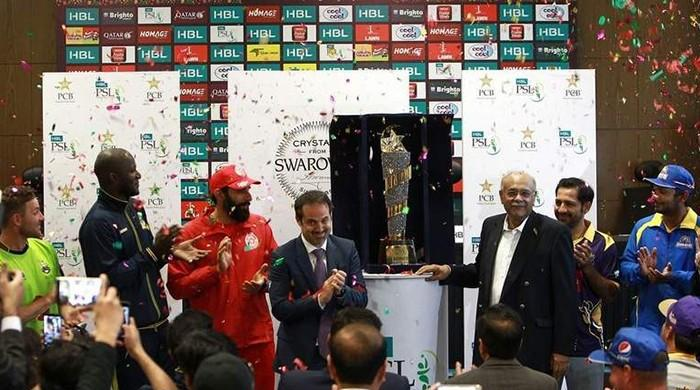 PSL 2017 final to be held in Lahore