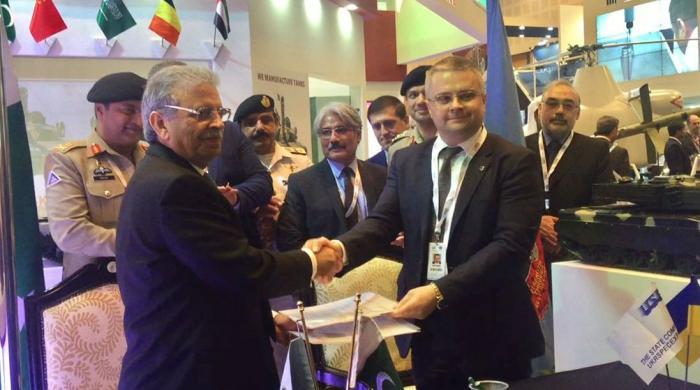 Pakistan, Ukraine strengthen ties, sign MoU on defence