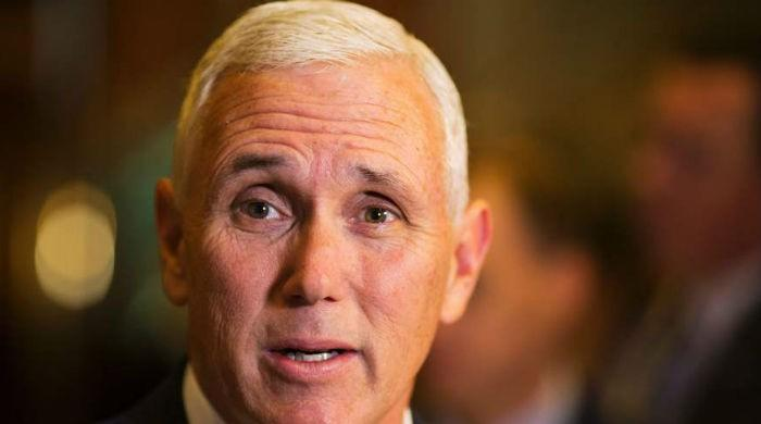 Pence tries to reverse damage after Trump's NATO, EU comments