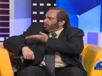 Dummy Farooq Sattar criticises Dummy Mustafa Kamal