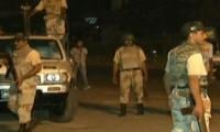 Seven terrorists killed by Rangers during firing incident in Shah Latif Town