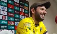 Afridi bids farewell to international cricket