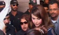 Ayyan Ali's name remains on Exit Control List despite SHC's order