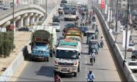 From 6am to 10pm: Ban on heavy vehicles in Karachi