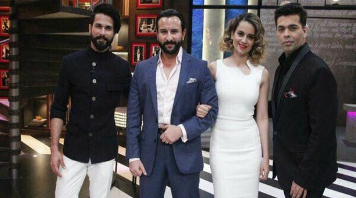 Shocking revelations by Kangna Ranaut, Saif Ali Khan in Koffee With Karan Show