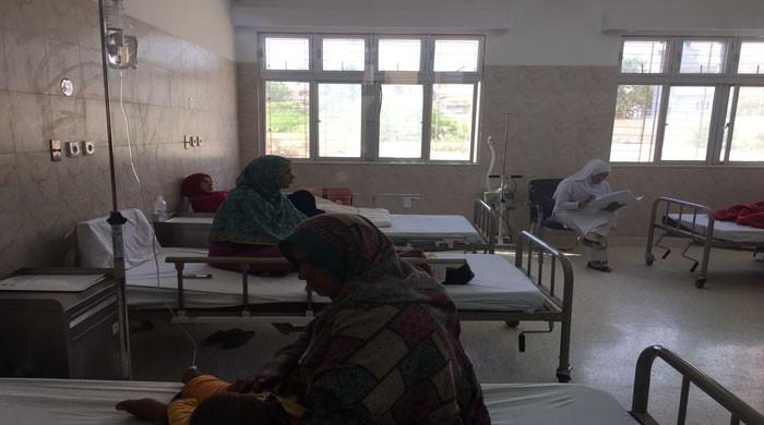 Improving healthcare: The dawn of a new era in Sindh