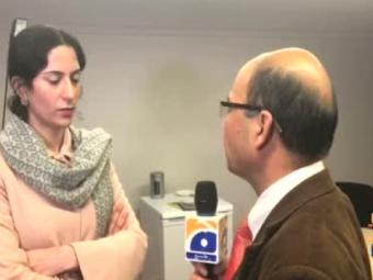 Special Report - Women should play constructive role in their societies, says Hina Bhatti — first ever Pakistani woman to enter in Belgian politics