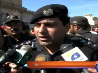 DIG Mardan says there were threat alerts for courts