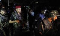 Police gun down three suspects in Karachi