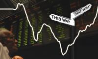 Pakistan's 100 index wobbles amid security issues, Panama case