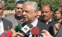 KP governor ready to hold talks with Taliban
