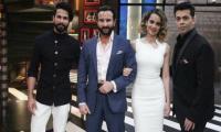 Shocking revelations by Kangna Ranaut, Saif Ali Khan in Koffee With Karan Show