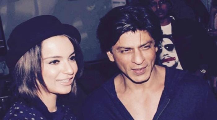 Has Shah Rukh Khan refused to work with Kangana Ranaut?