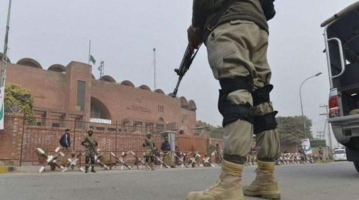 Rangers given powers to operate in Punjab