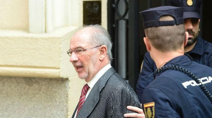 Ex-IMF chief Rato handed 4.5 years in jail for embezzlement