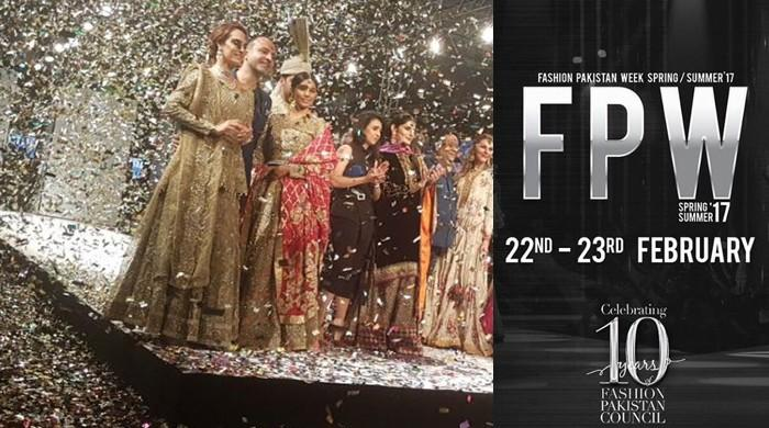 Fashion Pakistan Week concludes on high note