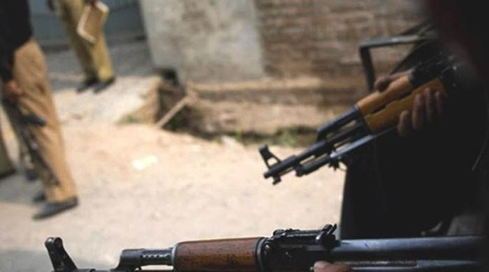 Peshawar saved from attack,  terrorist carrying explosives intercepted by LEAs