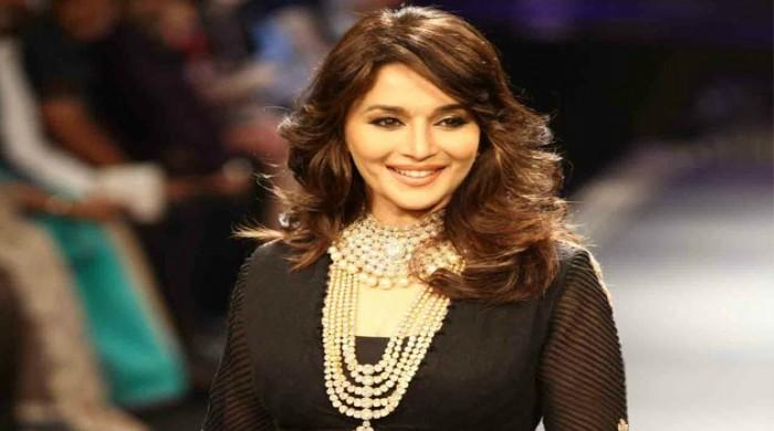 Madhuri Dixit gets nostalgic with this picture