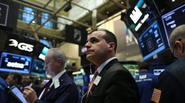 Head-scratching investors call time on Trump stock rally