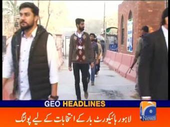 Geo Headlines 0900 25-February-2017