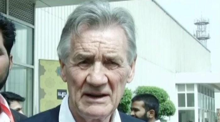 Not a nice man at all: Monty Python's Michael Palin attends LLF