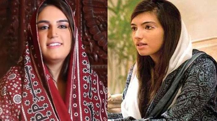Bakhtawar, Aseefa displeased with Marwat joining PPP