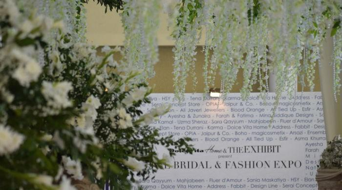 Bridal fashion expo graces Karachi for the first time