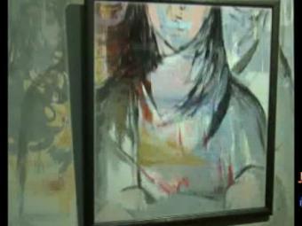 Special Report - Triad of artists showcase thier work at Chawkandi Art