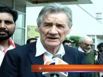 Not a nice man at all: Monty Python's Michael Palin attends LLF 25-February-2017