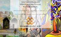 Triad of artists showcase thier work at Chawkandi Art