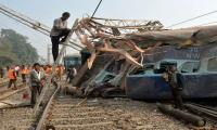 India´s Modi hints at Pakistani hand in deadly rail crash