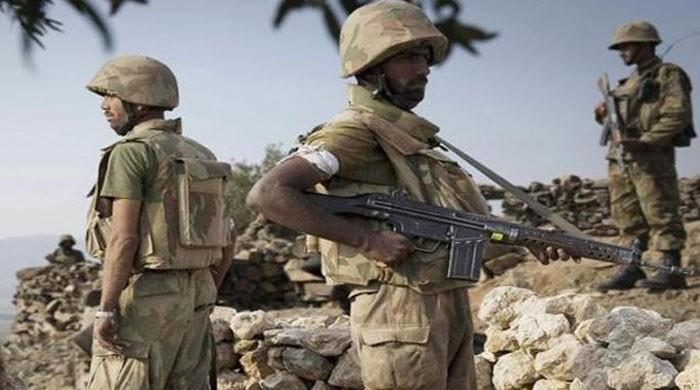 Army retaliates to militant firing from across border, says ISPR