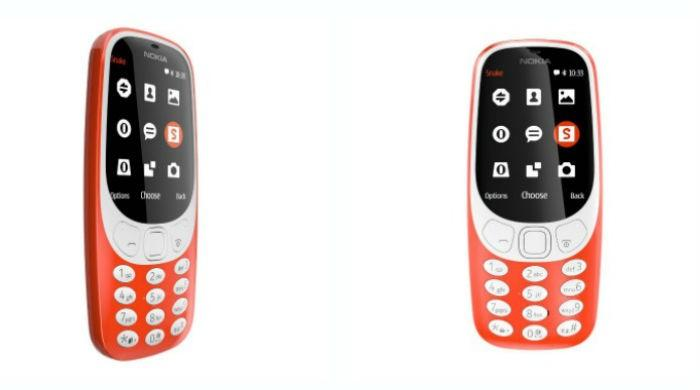 Guess who's back: Nokia resurrects iconic 3310