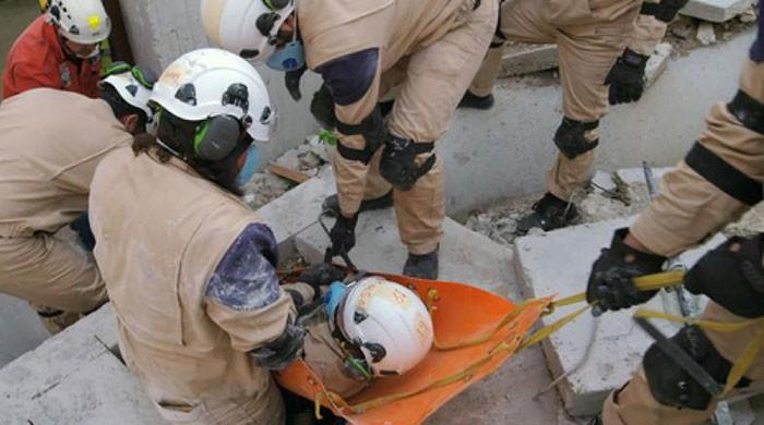 Film on Syria´s White Helmets wins Oscar