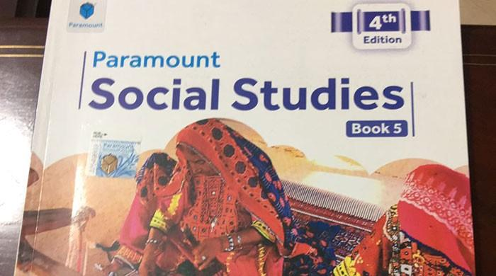 Description of Kashmir in social studies book draws ire of senator