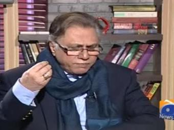 Clean drinking water is not available in Sindh: Hassan Nisar