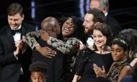 The Oscars 'Steve Harvey' moment: 'Moonlight' beats 'La La Land'